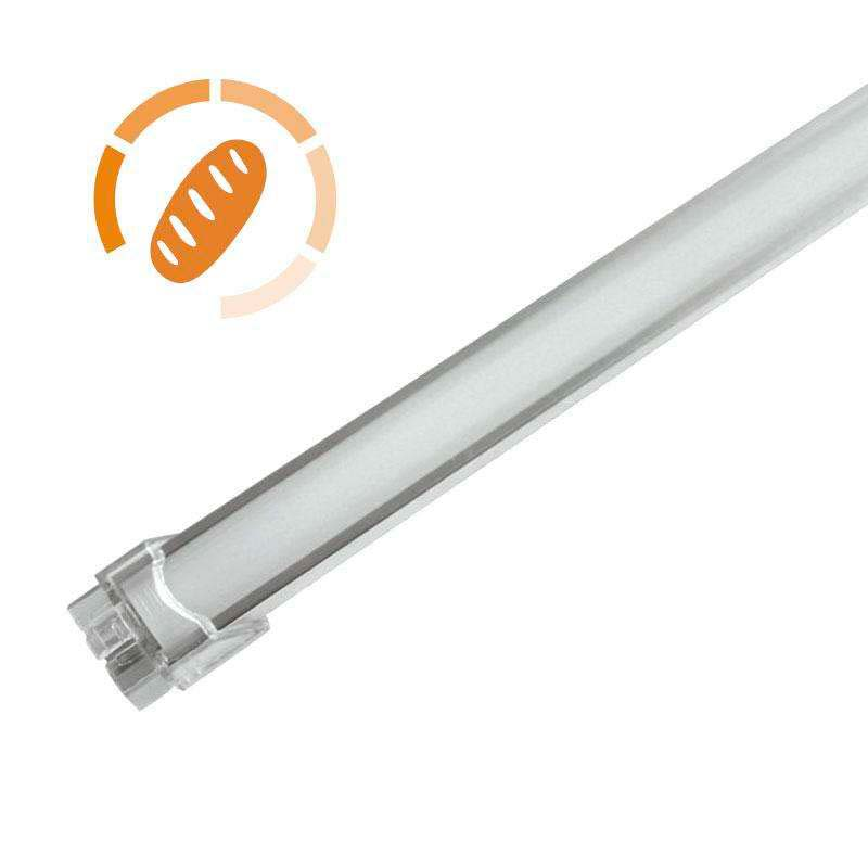Barra LED Profresh, 4W, 26cm, Pan y repostería, Blanco cálido
